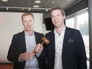 Nilsson ersätter Norberg.